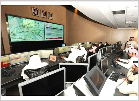 Project Management to run the call center at the Ministry of Interior